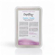 Depilflax, парафин косметический 500 г, карите белый