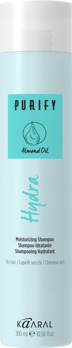 KAARAL Шампунь увлажняющий для сухих волос / Hydra Shampoo PURIFY 300 мл