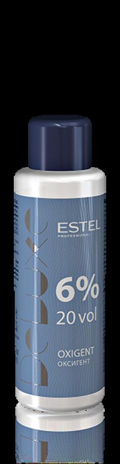 ESTEL PROFESSIONAL Оксигент 6% / DE LUXE 60 мл