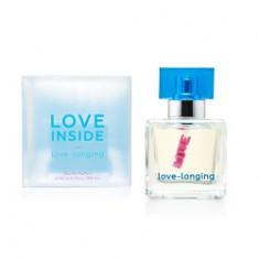 LOVE INSIDE love-longing Парфюмерная вода, спрей 50 мл