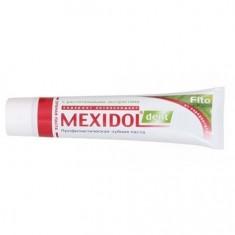 Мексидол Дент FITO Зубная паста 100г Mexidol dent