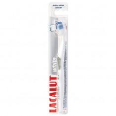 Лакалют зубная щетка Уайт средняя LACALUT