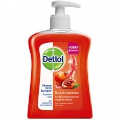 Деттол мыло жидкое антибактериальное для рук с экстрактами граната и малины 250 мл фл DETTOL