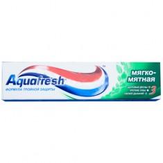 Аквафреш зубная паста 3+ Мягко-Мятная 50мл AQUAFRESH