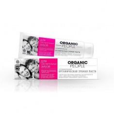 Organik people Зубная паста для чувствительных зубов 100мл Organic People