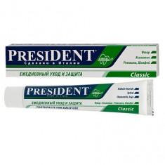Президент Classic зубная паста 50мл N1 туба President
