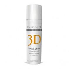 Подтягивающая коллагеновая гель-маска с янтарной кислотой, 30 мл (Medical Collagene 3D)