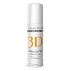 Подтягивающая коллагеновая гель-маска с янтарной кислотой, 130 мл (Medical Collagene 3D)