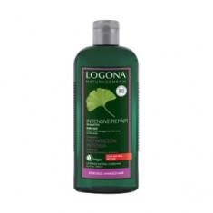 Шампунь для интенсивного восстановления волос с Экстрактом Гинкго, 250 мл (Logona)