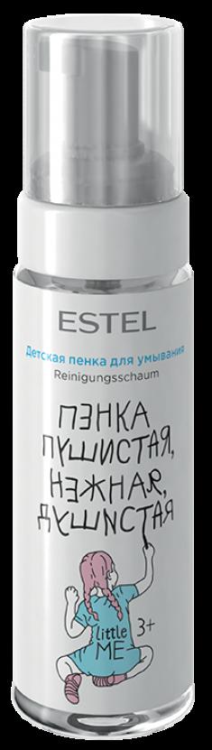 ESTEL PROFESSIONAL Пенка детская для умывания / LITTLE ME 150 мл