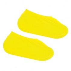 Подследники женские SOCKS желтые р-р единый