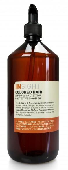 INSIGHT Шампунь антиоксидант для перегруженных волос / ANTIOXIDANT 900 мл
