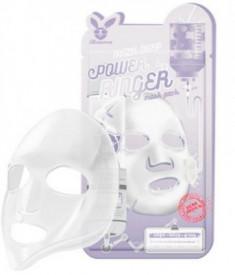 Маска тканевая с молочными протеинами ELIZAVECCA Milk deep power ringer mask pack 23 мл