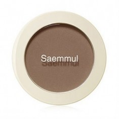 Румяна THE SAEM Saemmul Single Blusher BR01 Call Me Brown 5гр