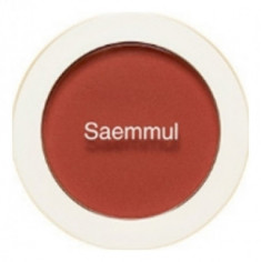 Румяна THE SAEM Saemmul Single Blusher OR03 Persimmon Juice 5гр