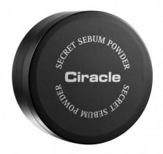 Пудра рассыпчатая для жирной кожи Ciracle Secret Sebum Powder 5г