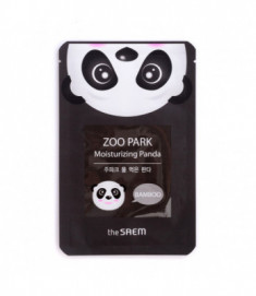 Маска для лица увлажняющая THE SAEM ZOO PARK Water Moisturizing Panda 25мл