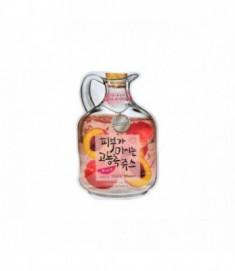 Маска тканевая фруктовая Baviphat Peach Juicy Mask Sheet Vital & Lifting