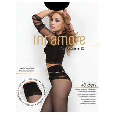 Колготки женские INNAMORE TALIA SLIM 40 den тон Nero р-р 3