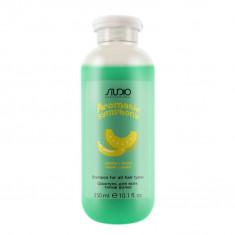 STUDIO PROFESSIONAL Шампунь для всех типов волос Банан и дыня / Aromatic Symphony 350 мл Kapous