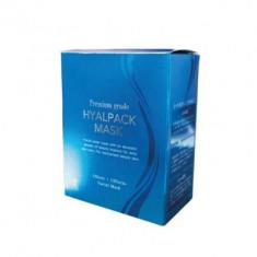Курс масок для лица Суперувлажнение JAPAN GALS Premium Hyalpack 12шт