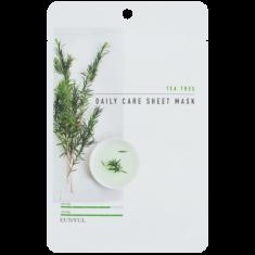 Тканевая маска с чайным деревом EUNYUL TEA TREE DAILY CARE SHEET MASK 22г