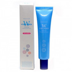 крем для глаз enough w collagen premium eye cream