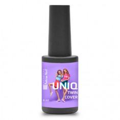 Patrisa Nail, База и топ Uniq Twin Cover, 8 мл