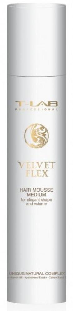 T-LAB PROFESSIONAL Мусс средней фиксации для волос / Styling Line 100 мл