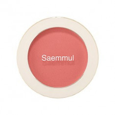 Румяна THE SAEM Saemmul Single Blusher CR02 Baby Coral 5гр