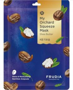 Тканевая маска с маслом ши Frudia My Orchard Squeeze Mask Shea Butter 20 мл