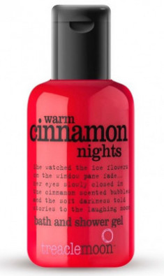 Гель для душа пряная корица Treaclemoon Warm Cinnamon Nights Bath & Shower Gel 60 мл