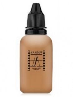 Тон-флюид водостойкий д/аэрографа Make-up-Atelier 4NB нейтральный бежевый 30 мл Make-Up Atelier Paris