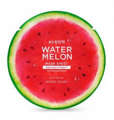 Маска тканевая Арбуз Holika Holika Water Melon Mask Sheet 25 мл