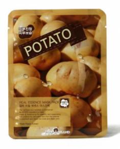 Маска тканевая с картофелем May Island Real Essence Potato Mask Pack 25мл