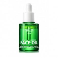 масло для лица с центеллой и экстрактом чайного дерева so natural centel teatree face oil